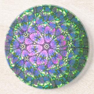 Colorful Kaleidoscope Coaster #2
