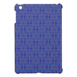 Colorful kaleidoscope pattern case for the iPad mini
