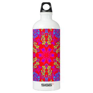 Colorful Kaleidoscope Water Bottle