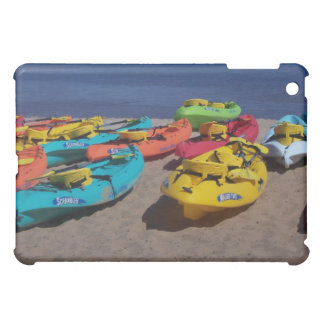 Colorful Kayaks iPad Mini Covers
