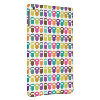 colorful Kettlebells For iPad Air Cases
