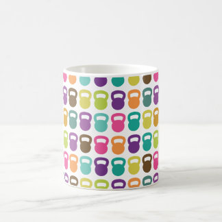colorful Kettlebells For Coffee Mugs
