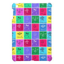 Colorful Kids Drawings Case For The iPad Mini