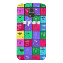 Colorful Kids Drawings Galaxy Nexus Case For Galaxy S5