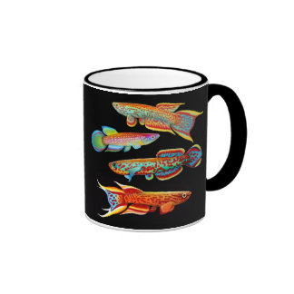 Colorful Killifishes Mug