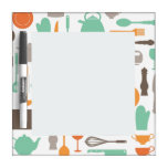 Colorful Kitchen Dry-Erase Boards