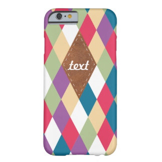 colorful kite pattern barely there iPhone 6 case