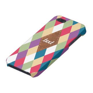 colorful kite pattern cover for iPhone SE/5/5s