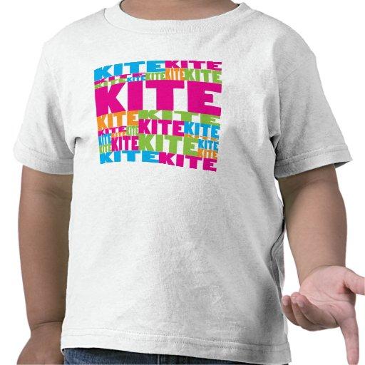 Colorful Kite T Shirt