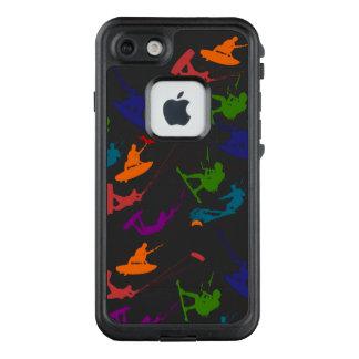 Colorful Kitesurfing LifeProof FRĒ iPhone 7 Case