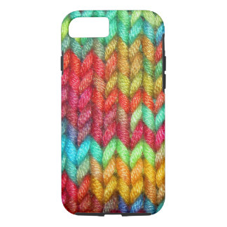 Colorful Knitters Yarn iPhone 7 Case
