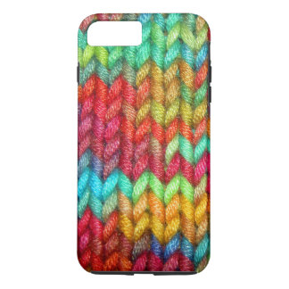 Colorful Knitters Yarn iPhone 7 Plus Case
