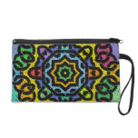 Colorful Knotwork Accessory Bags