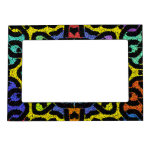 Colorful Knotwork Magnetic Frame