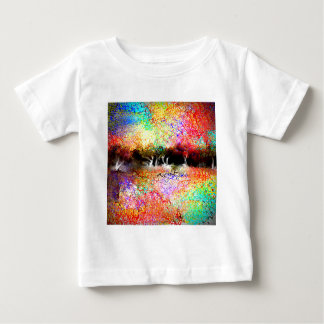 Colorful Landscape Baby T-Shirt