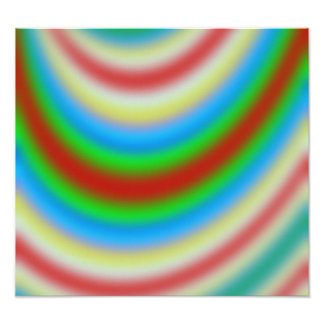 Colorful layer of line pattern photo