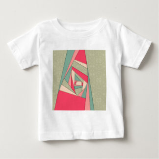 Colorful Layers Collage Baby T-Shirt
