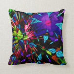 Colorful leafes Pillow