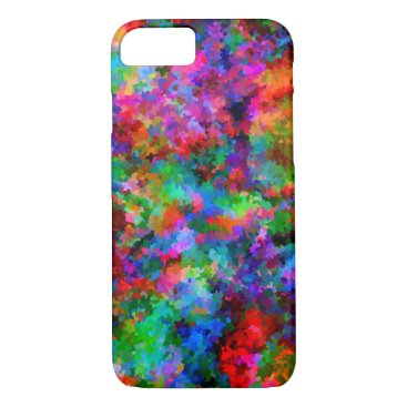 Beach Themed Colorful Life iPhone 8/7 Case