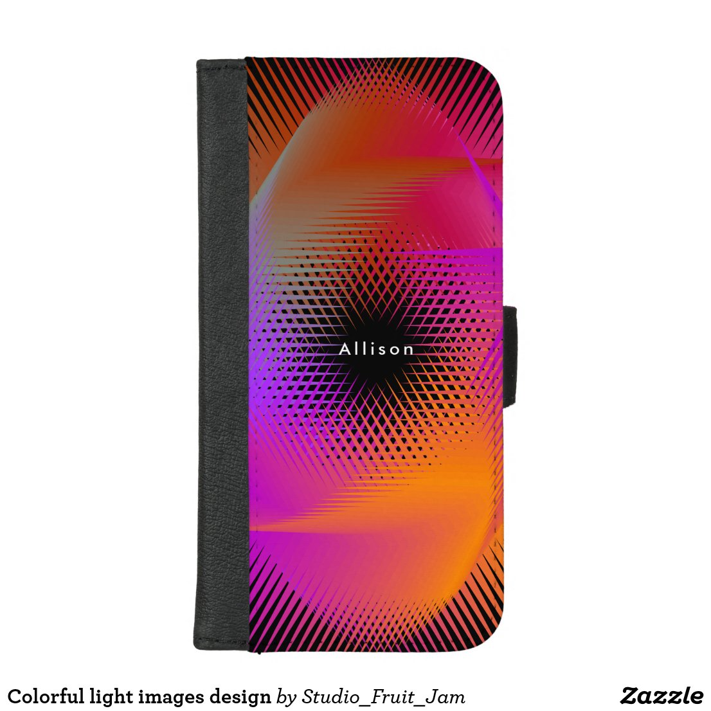 Colorful light design
