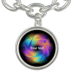 Colorful light images design - bracelet