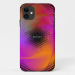 Colorful light images design - iPhone 11 case