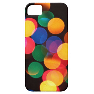 Colorful Lights iPhone5 Case