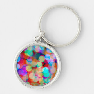 Colorful Lights Keychain