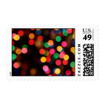 Colorful Lights Postage