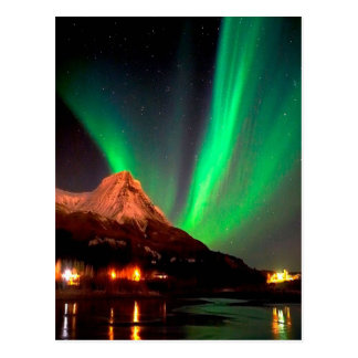 Colorful Lights Postcards