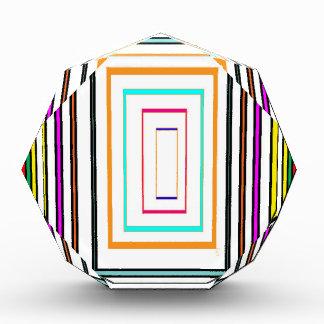 Colorful Line Art Sq Rectangle Graphics KIDS fun99 Award