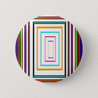 Colorful Line Art Sq Rectangle Graphics KIDS fun99 Button