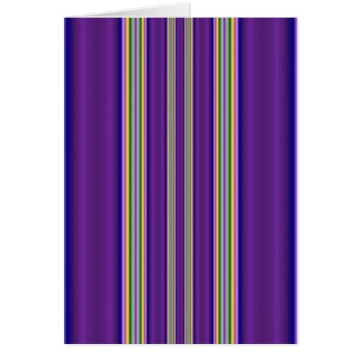 colorful line pattern cards