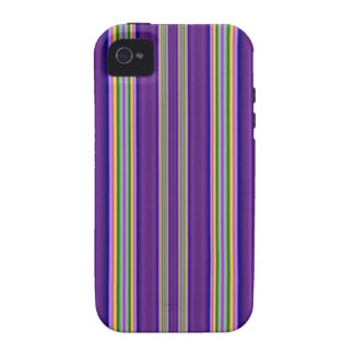 Colorful Line pattern iPhone 4/4S Cover
