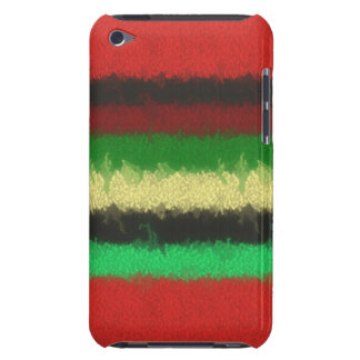 Colorful line pattern iPod Case-Mate case