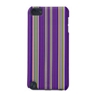 colorful line pattern iPod touch (5th generation) cover