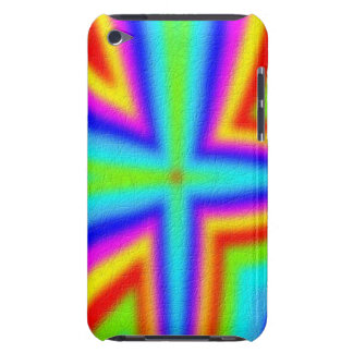 Colorful Line Pattern iPod Touch Cover