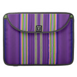Colorful Line pattern MacBook Pro Sleeve
