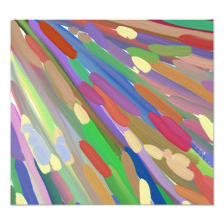 Colorful line pattern photo