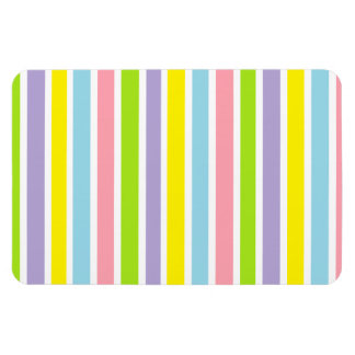 Colorful Lines Magnet