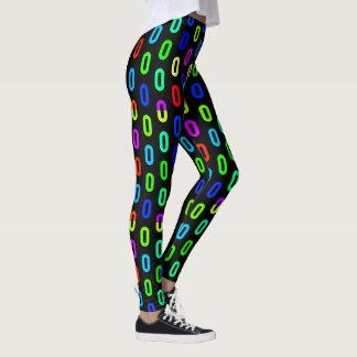 Colorful Links Leggings