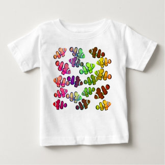 Colorful Little Clownfish Infant T-Shirt