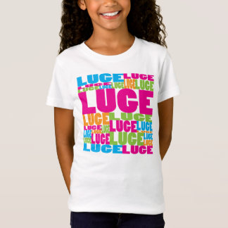 Colorful Luge T-Shirt