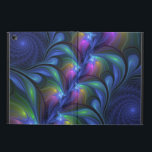 "Colorful Luminous Abstract Blue Pink Green Fractal Powis iPad Air 2 Case<br><div class=""desc"">Fractal Art,  modern,  abstract and luminous.</div>"