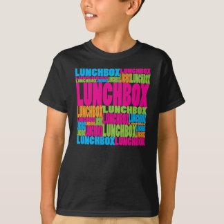 Colorful Lunchbox T-Shirt