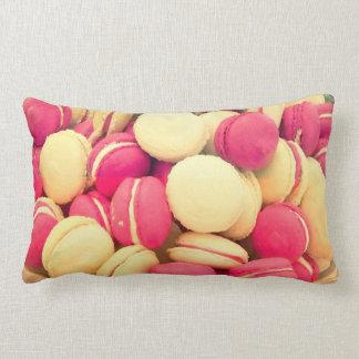 Colorful macaron macaroons sweet pillow cushion
