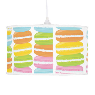 Colorful Macarons Lamp