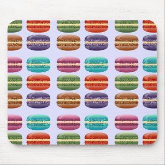 Colorful Macarons Mousepad