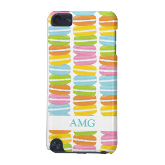 Colorful Macarons Stack Pattern iPod Touch 5G Cover