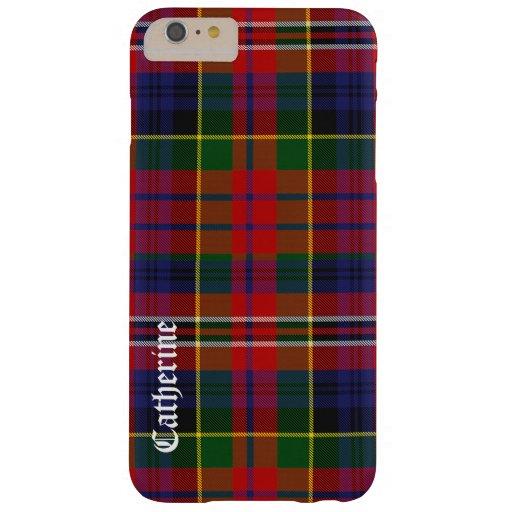 Colorful MacPherson Plaid iPhone 6 Plus case